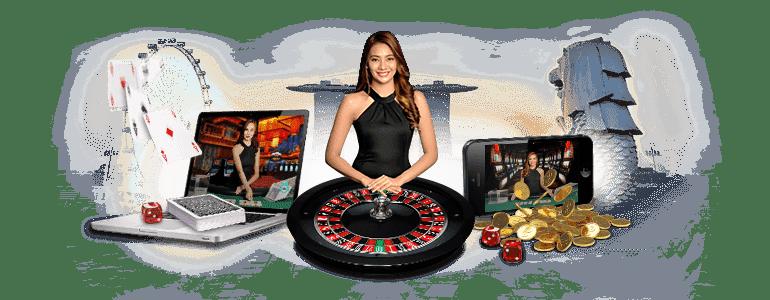 Casino applikationer